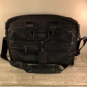 Tumi Alpha Slim Laptop Delux Bag 26111DH